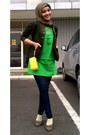 Velvet-de-mozza-blazer-scarf-self-made-scarf-cotton-velvet-blouse