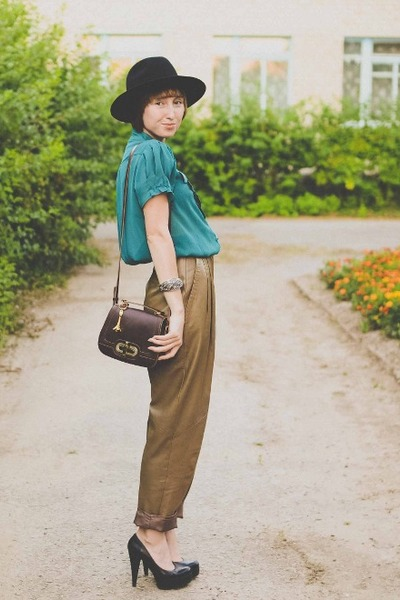 leather pants etsy vintage pants