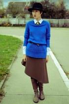 Ebay boots - DIY skirt