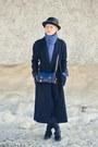 Long-incity-coat-bowler-flea-market-hat-handmade-scarf-scarf