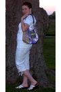 White-white-kathy-van-zeeland-purse-white-clarks
