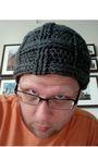 Gray-homemade-hat
