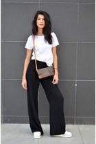 mini Louis Vuitton bag - Soya Fish sneakers