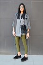 Grey-emk-jacket-mirrored-marc-jacobs-sunglasses
