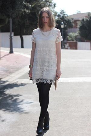 ivory suiteblanco dress