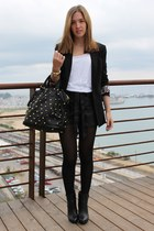black Parfois bag