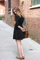 black dresslux dress