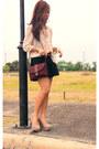 Crimson-vintage-sling-christian-dior-bag