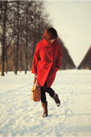 Koton coat - goertz shoes