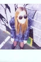 H&M shirt - Mango sunglasses