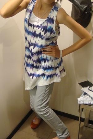 Zara shirt - Zara pants - Zara shoes