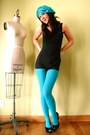Blue-welovecolorscom-tights-black-vintage-swimwear