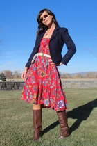 Vintage skirt as a Dress