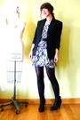 Black-vintage-blazer-black-target-boots-white-vintage-dress