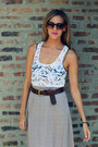 Tortoise-elizabeth-and-james-sunglasses-h-m-sandals-urban-outfitters-bra-l