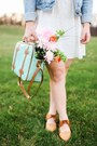 Camel-asian-icandy-shoes-white-modcloth-dress-blue-forever21-jacket