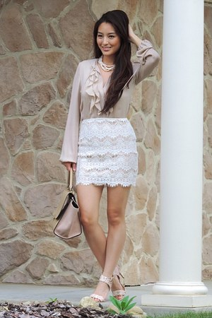 Lace Skirt - How to Wear and Where to Buy | Chictopia