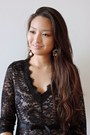 Black-lace-evening-light-in-the-box-dress