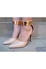 Beige-for-elyse-dress-light-pink-kate-spade-bag-tan-ami-clubwear-heels