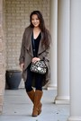 Tawny-cat-footwear-boots-light-brown-drapey-aeropostale-jacket