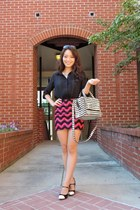 The Fitted Mini-Skirt