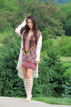 The Printed Tunic