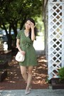 Olive-green-polka-dot-francescas-dress