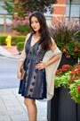 Navy-lace-skater-modcloth-dress-beige-cocoon-wet-seal-cardigan