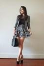 Black-zebra-print-h-m-blazer-black-saffiano-prada-bag