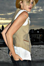Beige-pinstripe-operations-vest-jeffrey-campbell-shoes