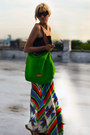 Oversized-kate-spade-bag-wrap-phillip-lim-sunglasses-maxi-vintage-skirt