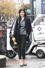 Navy-zara-coat-white-h-m-shirt-light-yellow-cambridge-satchel-bag