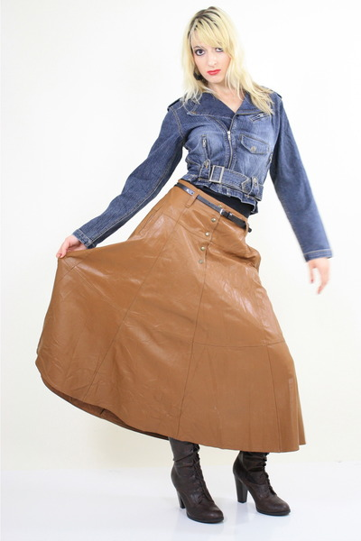 leather skirts navy denim jackets quot casual and