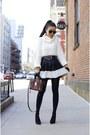 Sweater-sweater-bag-bag-sunnies-sunglasses-heels-heels