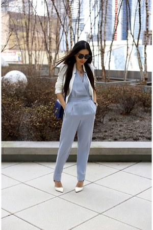 Blazer blazer - Bag bag - sunglasses sunglasses - jumpsuit bodysuit