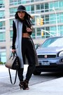 Rebecca-minkoff-shoes-rachel-zoe-hat-sweater-sweater-alexander-wang-bag