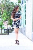 Bag bag - Shoes shoes - Dress dress - necklace necklace - bracelet accessories