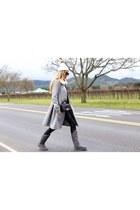 coat coat - 54 off boots boots - hat hat - Bag bag - sunglasses sunglasses