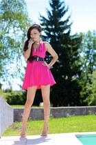 Dress dress - heels sandals