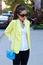 Jeans-jeans-blazer-blazer-bag-bag-sunglasses-sunglasses-watch-watch