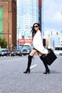 Boots-boots-bag-bag-sunglasses-sunglasses-necklace-necklace-poncho-cape