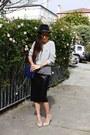 Sweater-sweater-sunnies-sunglasses-skirt-skirt-heels-heels