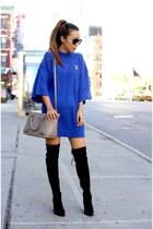 Bag bag - less than 150 OTK Boots boots - sweater dress dress