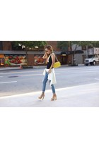 on sale Blazer blazer - on sale Jeans jeans - on sale Bag bag