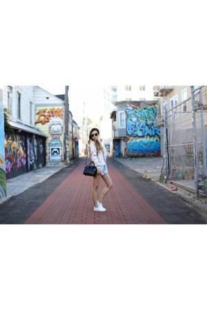 on sale Bomber jacket - Bag bag - shorts shorts - sunglasses sunglasses
