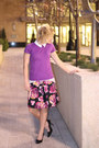 Amethyst-floral-skirt-express-skirt-purple-mossimo-sweater-h-m-top