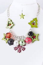 charms beads necklace