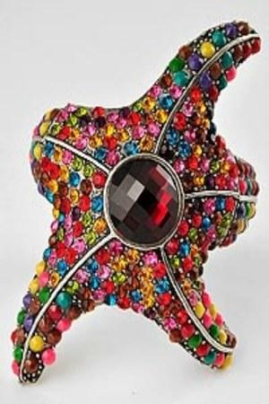 rhinestones bracelet