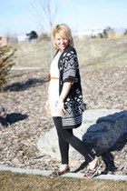 indie toms TOMS shoes - lace tunic top