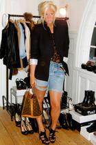 Zara shoes - whyred jacket